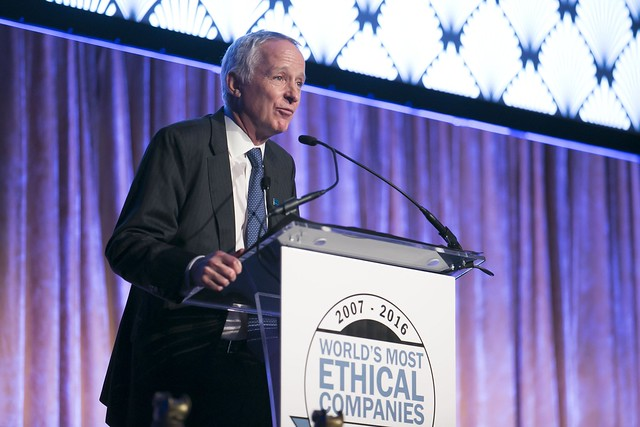 2016 World's Most Ethical Companies® Gala Dinner