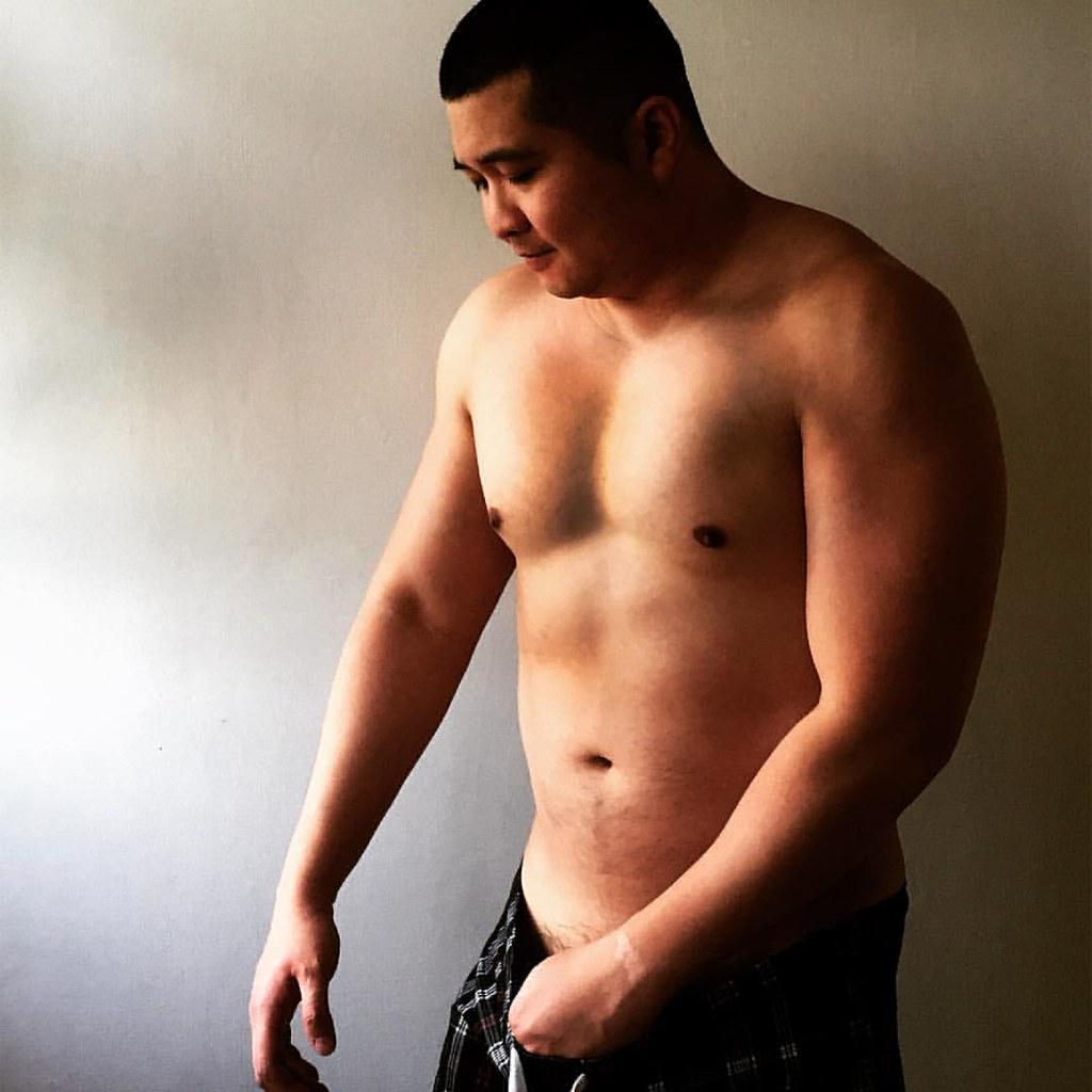 Asian muscle bear