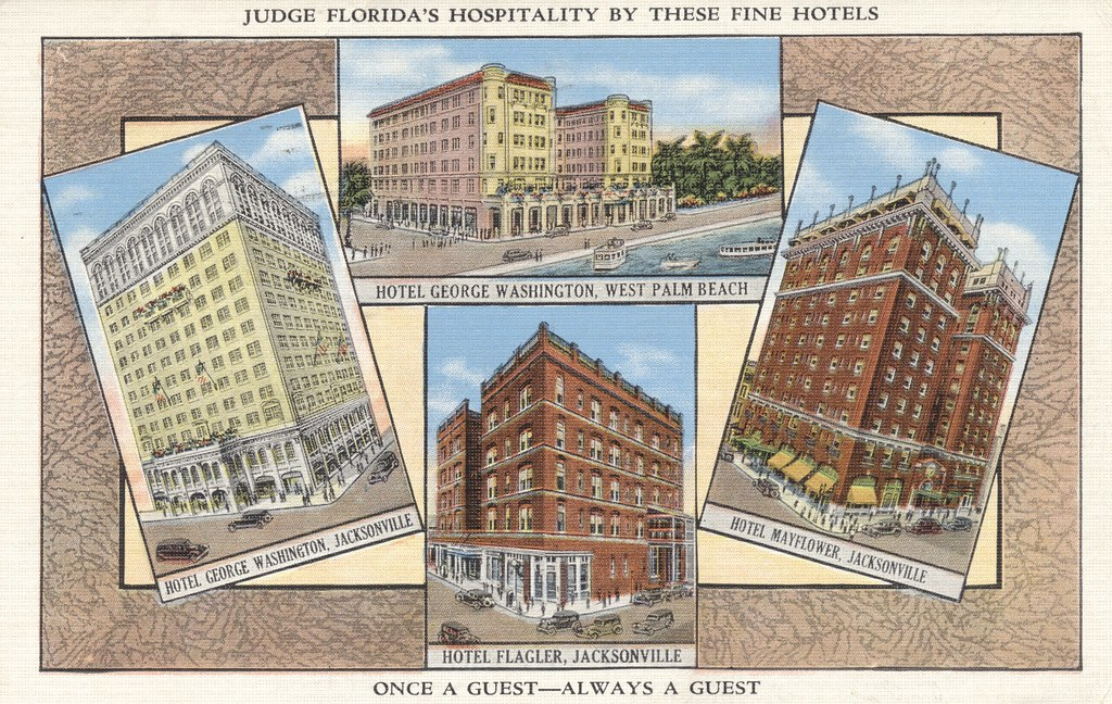Kloeppel Hotels - Jacksonville and West Palm Beach, Florida