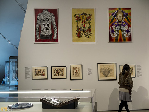 58 Tattoo Exhibit at Royal Ontario Museum 43 | by Eva Blue