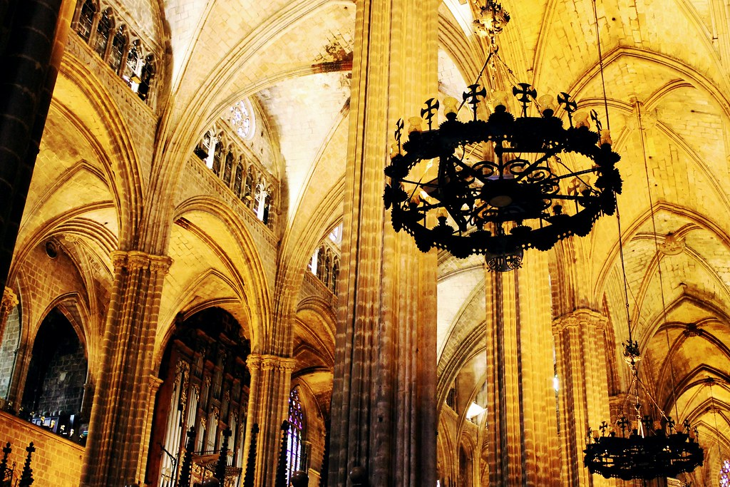 Drawing Dreaming - visitar Barcelona - Catedral