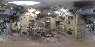 Space Station 360: Zvezda | by europeanspaceagency