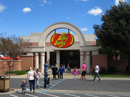 Jelly Belly Factory Tour, Fairfield, California | by Ken Lund