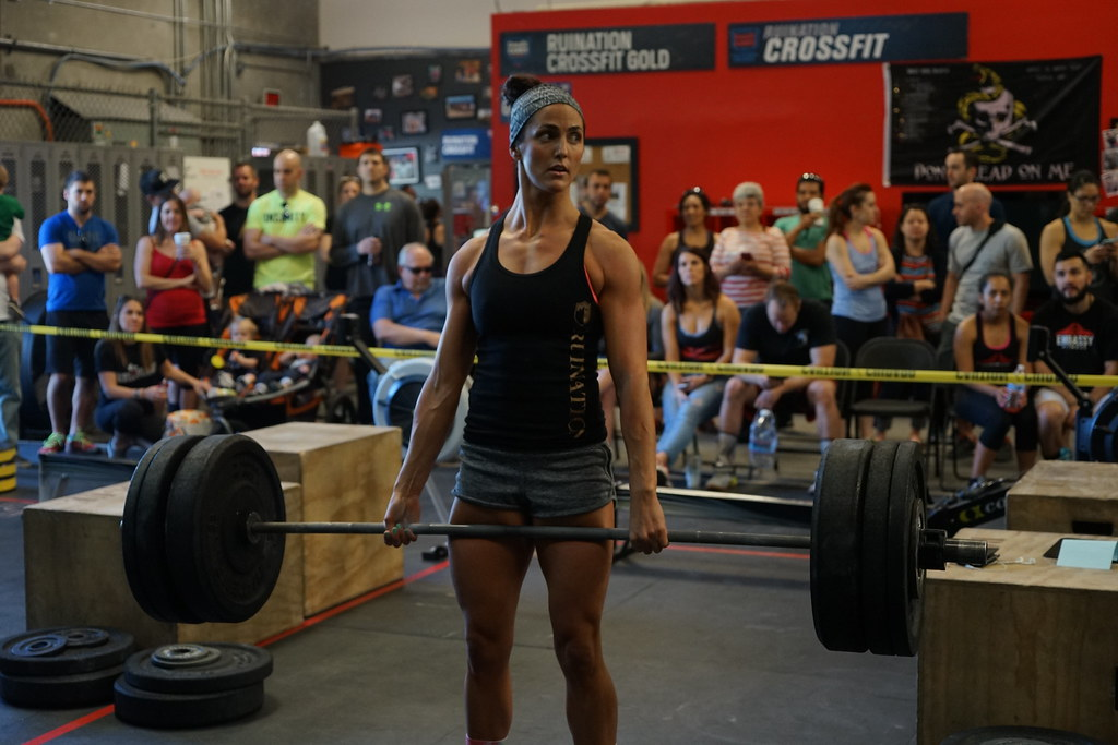 2016 Ruination CrossFit Cupid's Massacre