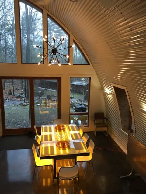 Good ... Quonset Hut Home   By SteelMaster Buildings