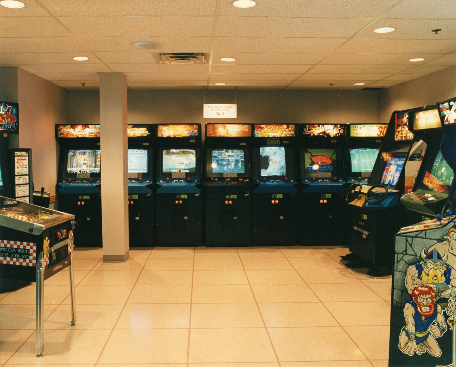 BRC - Arcade