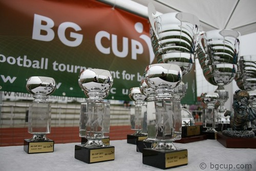 5th BG CUP 2011