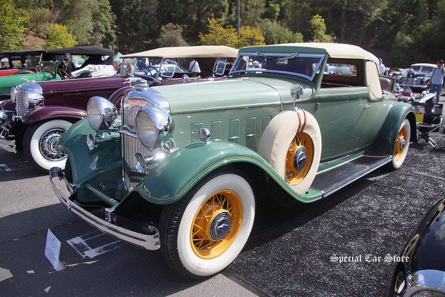 1932 Lincoln KB Roadster: Spirit of Greystone