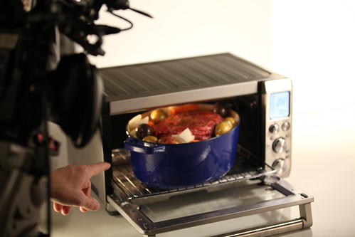 Pot Roast - Breville Smart Oven Pro v2 | by Tippingpoint Labs