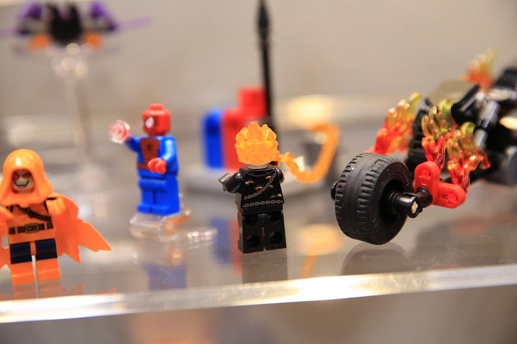 LEGO Marvel 76059 Ghost Rider Team-Up 7 | Plus d'infos sur w… | Flickr