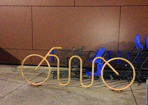 Walmart Bicycle Rack | by fxb81