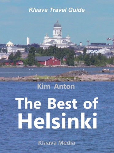 cover image for travel guide book The Best of Helsinki | by Klaava Media
