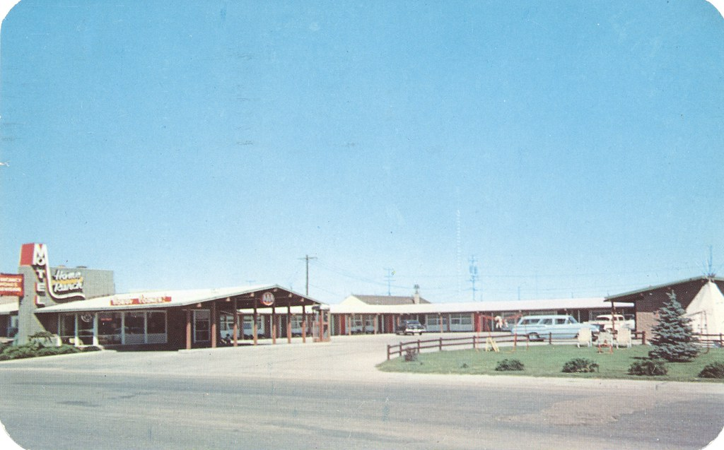 Home Ranch Motel - Cheyenne, Wyoming