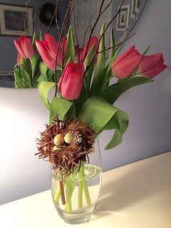 Tulips — Photo Courtesy Carol Caggiano, AIFD, PFCI | by Flower Factor