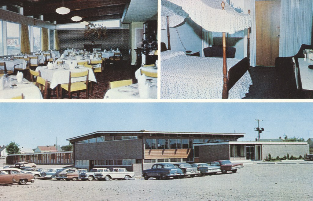 The Canadian Motor Hotel - Sault Ste. Marie, Ontario