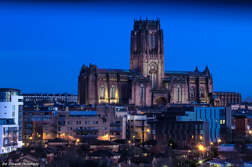 Liverpool Anglican Cathedral | by Bob Edwards Photography - Picture Liverpool