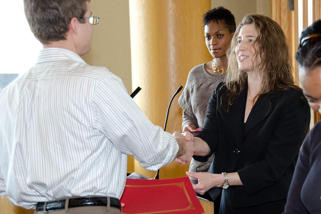 2011 College of Engineering Staff Awards