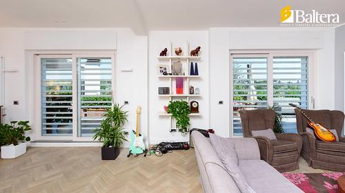 Grate a scomparsa sala baltera porte e finestre flickr - Baltera srl unipersonale porte e finestre ...
