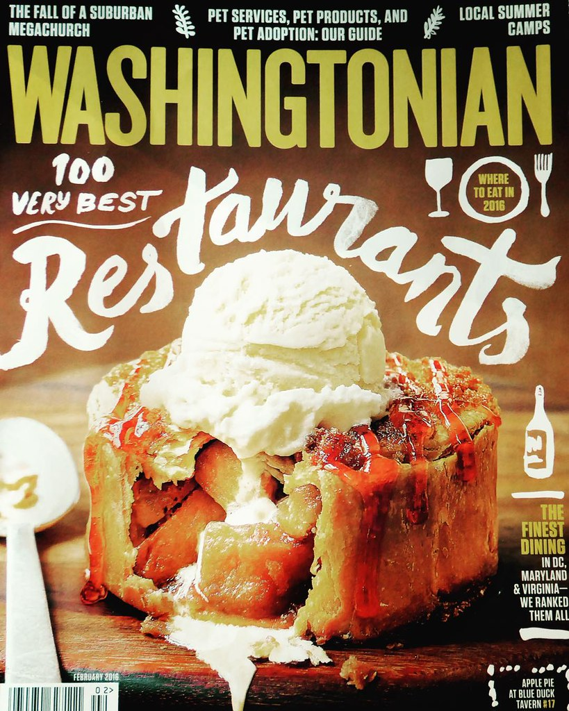 Very Proud To Be Among The Top 100 Restaurants In Dc For 2 Flickr