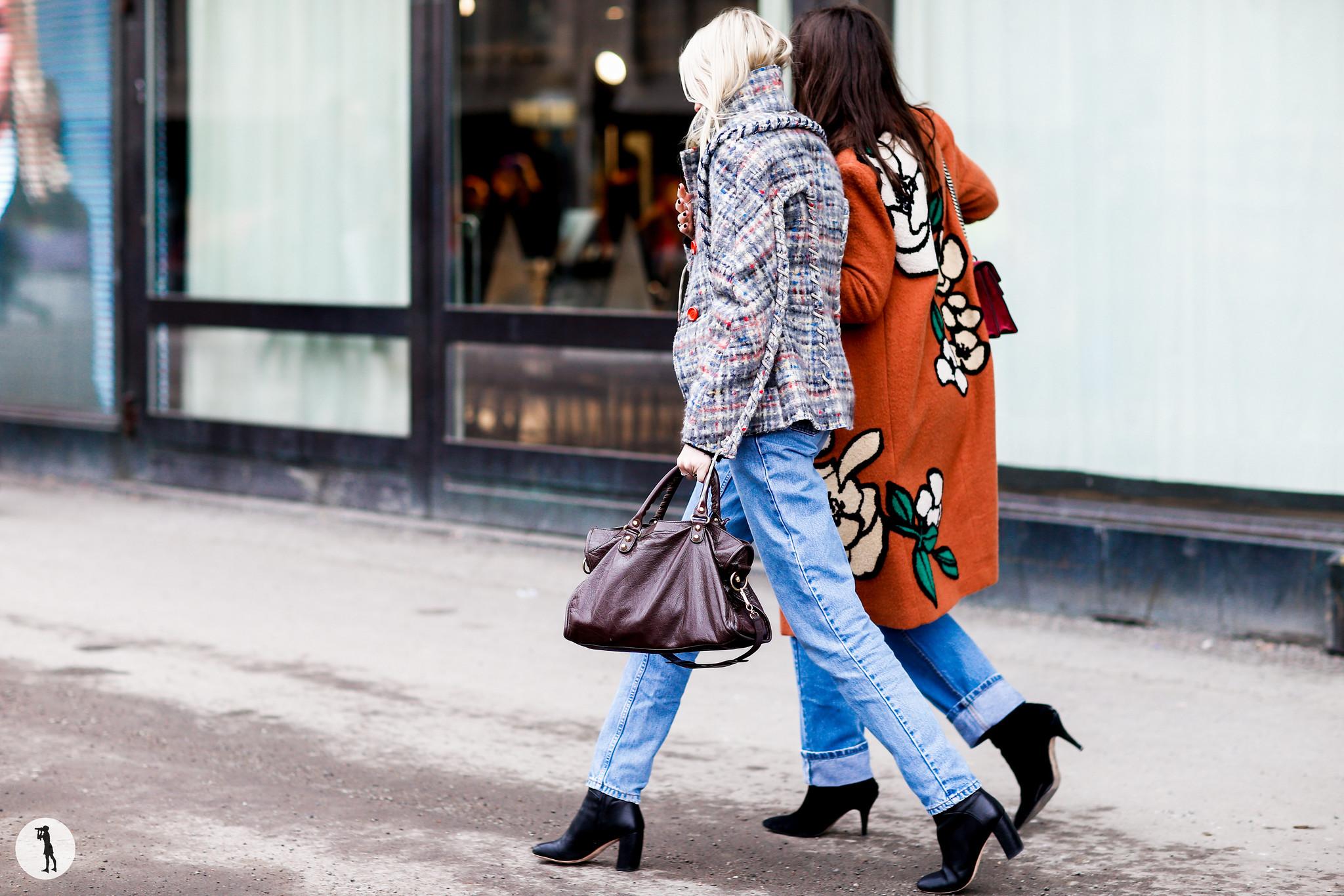 Street style - Stockholm Fashion Week FW16-17