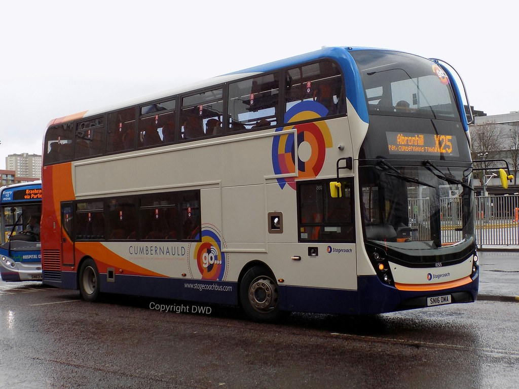 ... Stagecoach Western 10515 - SN16 OMA at Buchanan Bus Stn | by Duffy 3
