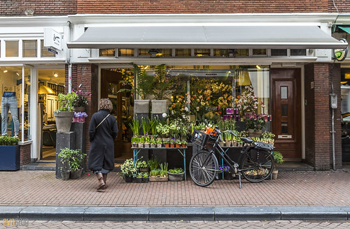 071 flower shop amsterdam 1 | by Eva Blue