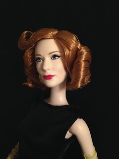 Cate BLANCHETT Lady Tremaine Cinderella doll | by Airinora