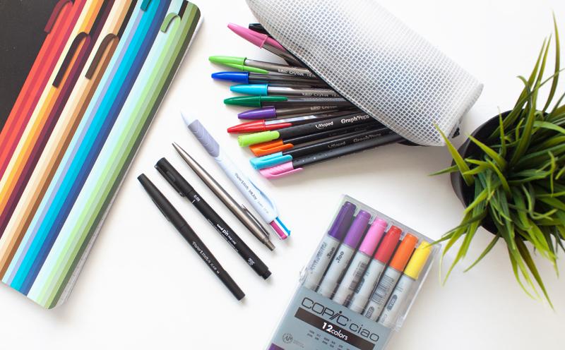 NatStatWeek: My Favourite Pens | lifeofkitty.co.uk