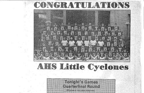 1986 AHS Football scanned newspaper article p031  #AmesHighClassof1986 #AHS1986football #AHS1986 | by ameshighschool