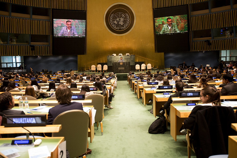UNIS-UN 40th Annual Conference