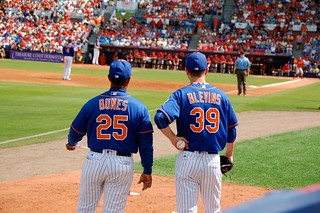Ricky Bones and Jerry Blevins | by Julie Rubes