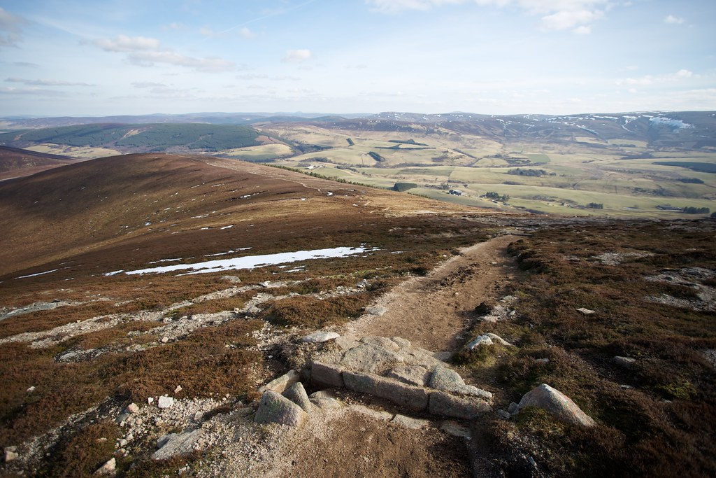 Ascent of Ben Rinnes