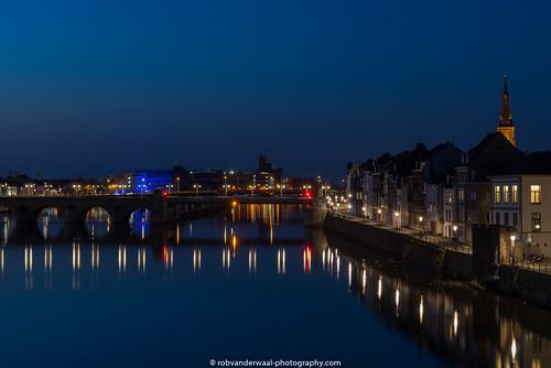 Sint servaasbrug maastricht het blauwe uurtje in - Maastricht mobel ...