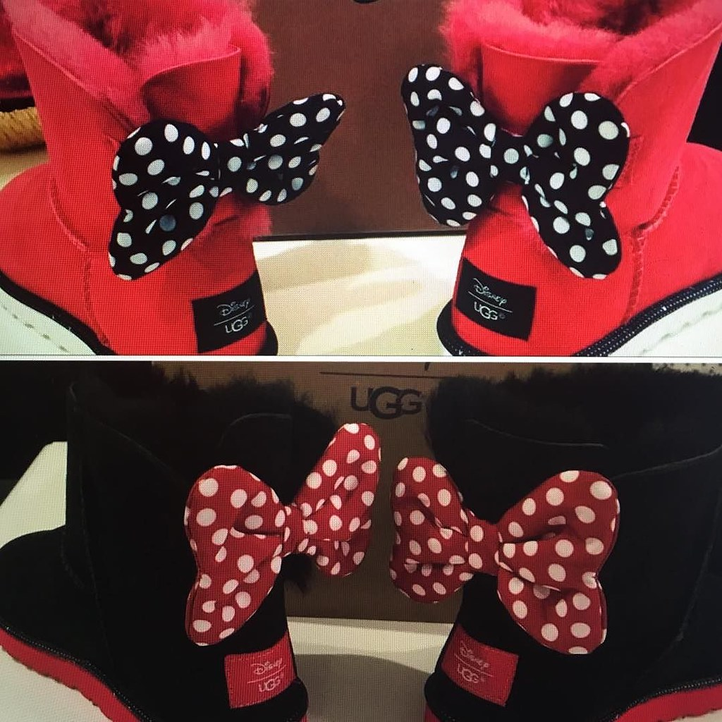 #minnie #minniemouse #ugg #fashion