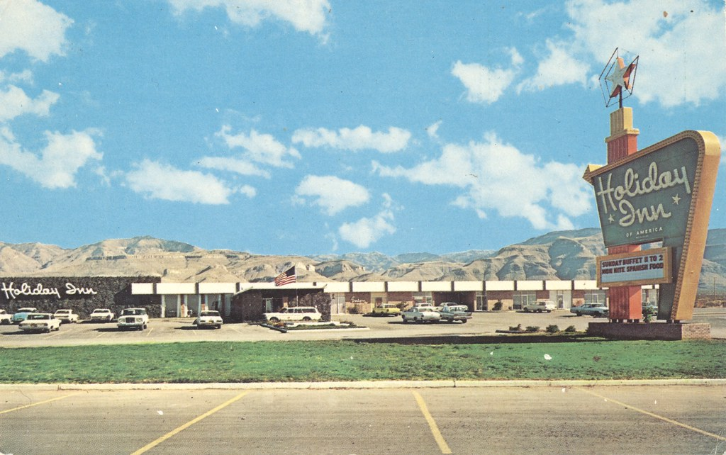 Holiday Inn - Alamogardo, New Mexico
