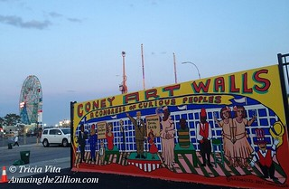 Coney Art Walls Mural by Marie Roberts | by me-myself-i