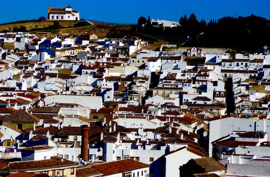 Antequera Andalusia Malaga Spain dailyshoot