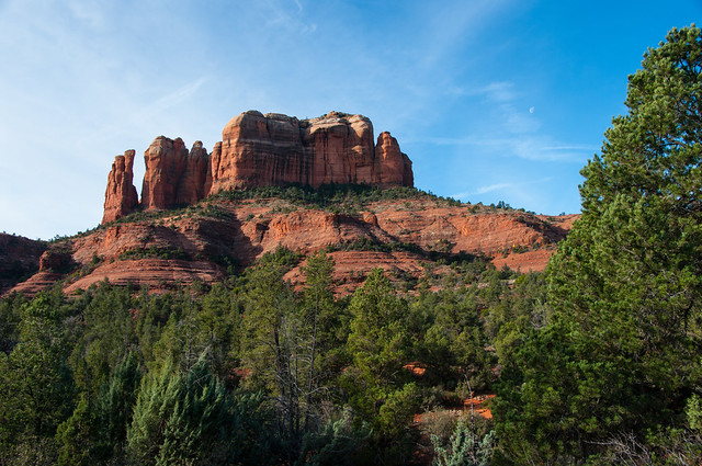 Trails: Cathedral Rock No. 170