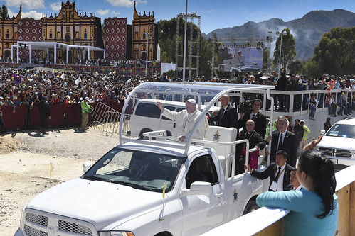 Pope Francis Apostolic Journey to Mexico