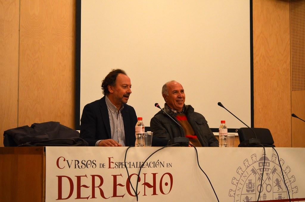 38 CED - (29/01/2016) Encuentro de los alumnos argentinos con el Dr. Luis Lorenzetti
