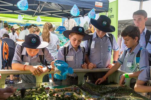Green Heart Schools Future BNE Challenge 2016 - World Science Festival Brisbane