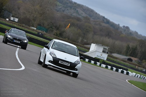 Goodwood Trackday 18th April 2016 With Opentrack Track Day