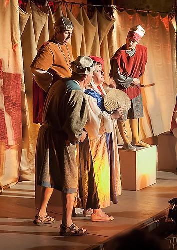 Bruscello Storico 2015 - Romeo e Giulietta