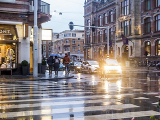 092 raining in amsterdam 2 | by Eva Blue