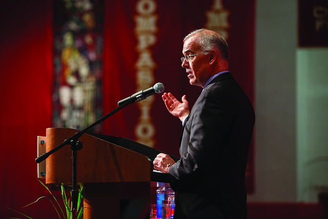 David Brooks - 14th Abdella Center for Ethics Lecture