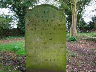 interred at Nunhead Cemetery, Surrey