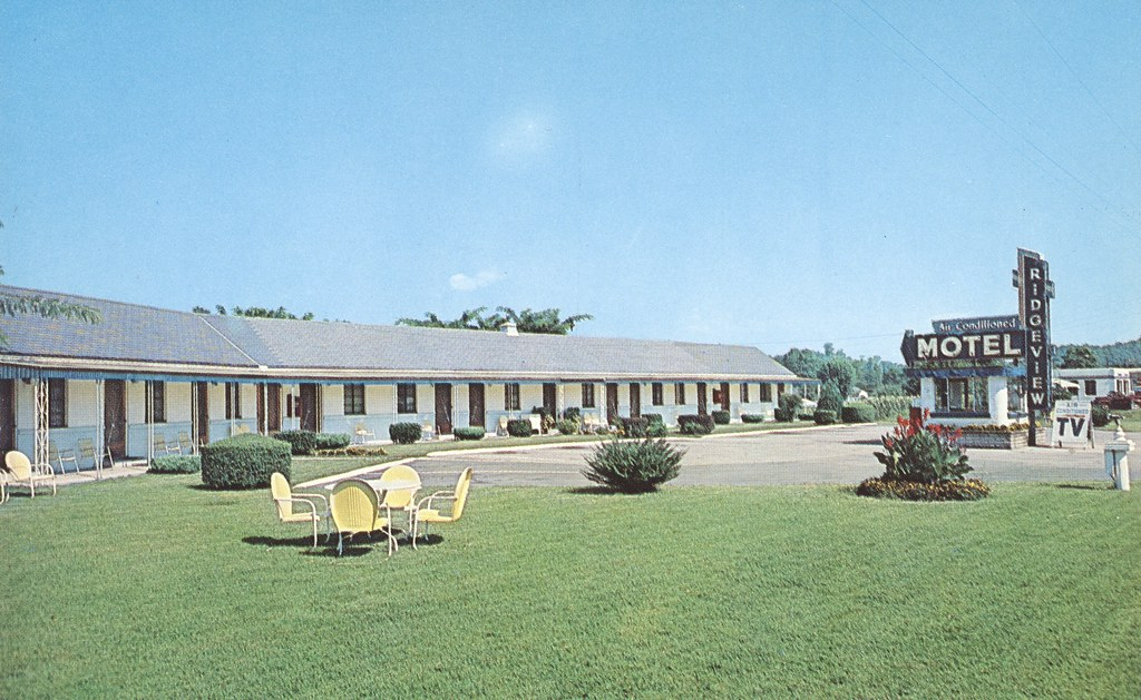 Ridgeview Motel - Clinton, Tennessee