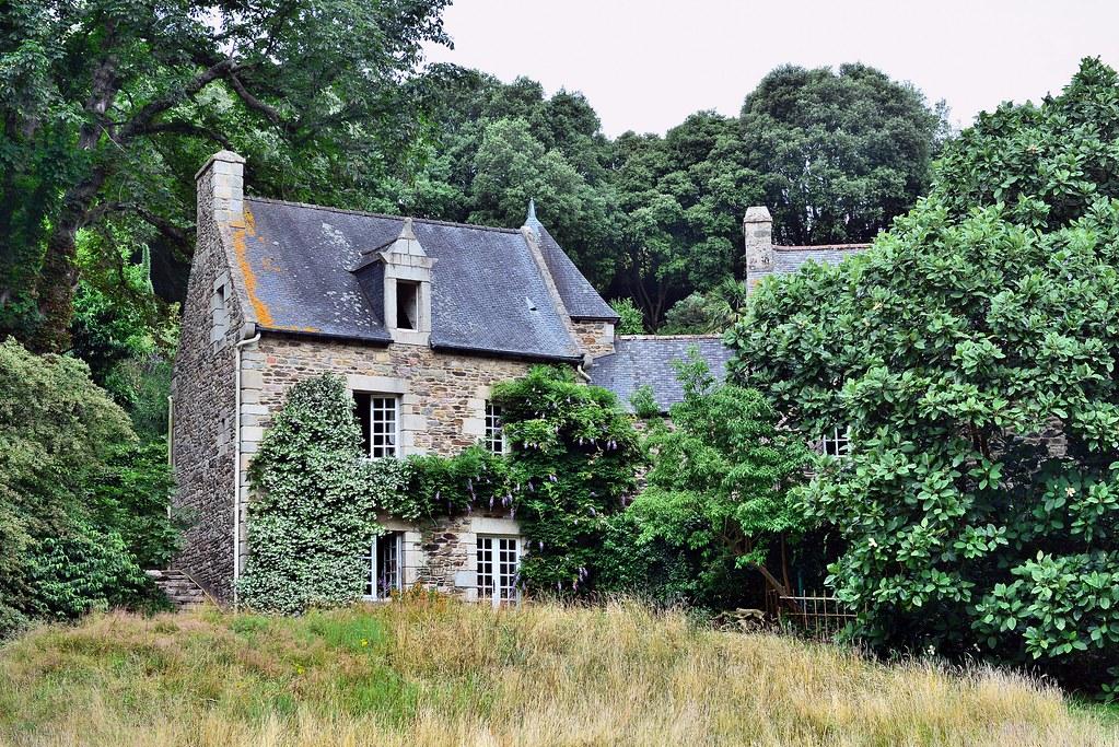 Les Jardins De Kerdalo Eric Flickr