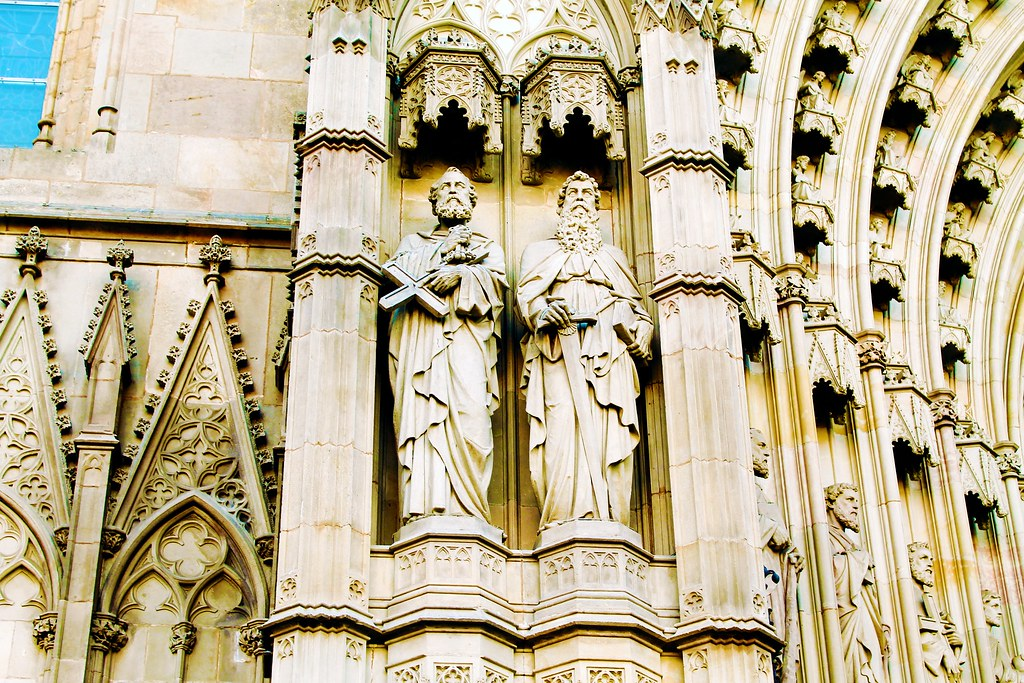 Drawing Dreaming - visitar Barcelona - Catedral
