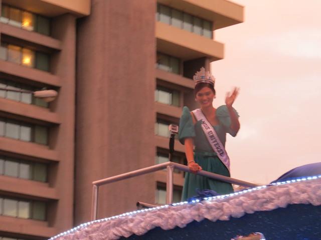 Miss Universe Pia Alonzo Wurtzbach Homecoming 2016 Ayala Avenue Makati City, Philippines Photography: Bernard Eirrol Tugade